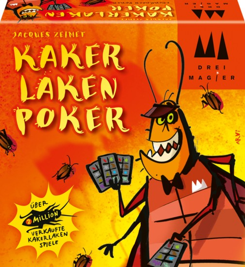 Kakerlaken-Poker -- via Amazon Partnerprogramm