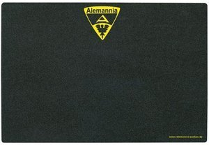 Raptor Gaming P6 Alemannia Mousepad (130A)