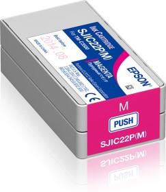 Epson Tinte SJIC22P(M) magenta (C33S020603)