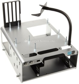 DimasTech Bench/Test Table Nano grau (BT140)