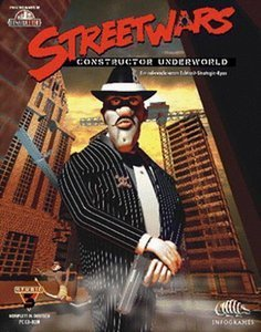 Street Wars - Constructor Underworld (niemiecki) (PC)