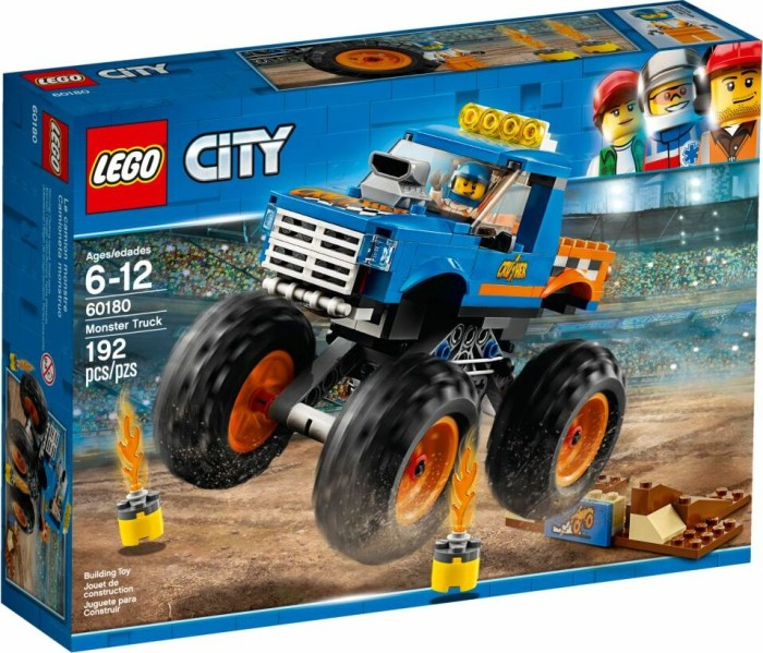 LEGO City Great Vehicle - Monster-Truck (60180) from £ 9 75