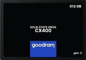 goodram CX400 gen.2 512GB, SATA (SSDPR-CX400-512-G2)