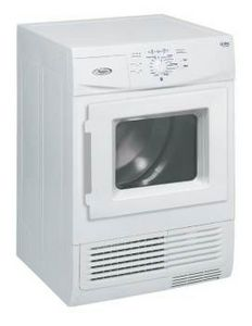 whirlpool AWZ 8578 condenser tumble dryer