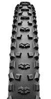 "Continental Mountain King II UST 26x2.4"" Tyres (0100516)"