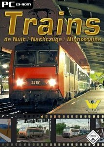 Train Simulator - Nachtzüge (Add-on) (niemiecki) (PC)