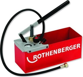 Rothenberger Rotest TP25 Dichtheitsprüfgerät (60250)
