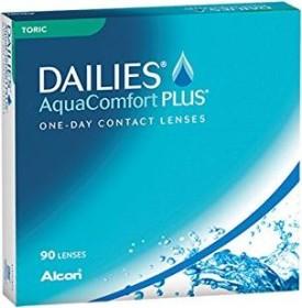 Alcon Dailies AquaComfort Plus Toric, -4.00 Dioptrien, 90er-Pack