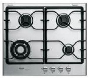 whirlpool AKT 680 ceramic-gas hob