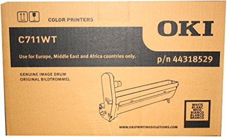 OKI 44318529 Drum white -- via Amazon Partnerprogramm