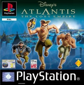 Disney's Atlantis (PS1)