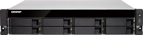 QNAP TVS-872XU-i3-4G, 2x 10Gb SFP+, 4x Gb LAN, 2HE