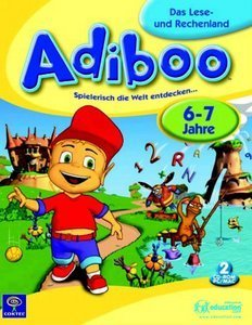 Adiboo: in the Lese- & Rechenland (PC/MAC)