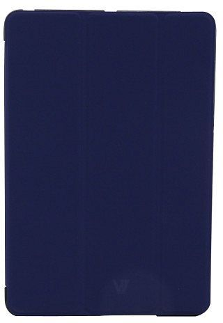 V7 Ultra Slim Folio Schutzhülle mit Stand für iPad Mini blau (TAM37DBLU-2E)