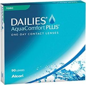 Alcon Dailies AquaComfort Plus Toric, -4.75 Dioptrien, 90er-Pack