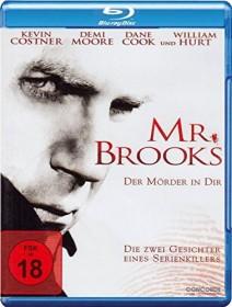 Mr. Brooks - Der Mörder in Dir (Blu-ray)