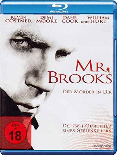 Mr. Brooks - Der Mörder in Dir (Blu-ray) -- via Amazon Partnerprogramm
