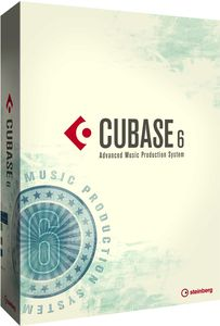 Steinberg: Cubase 6, EDU (multilingual) (PC/MAC) (502012723)
