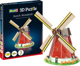 Revell 3D Puzzle Windmühle (00110)