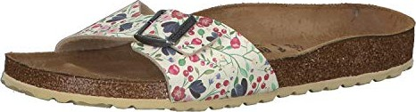 a0d9e68b5cea96 Birkenstock Madrid meadow flowers beige (Damen) (1012775)