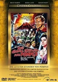Die letzten Stunden von Pompeji (DVD)