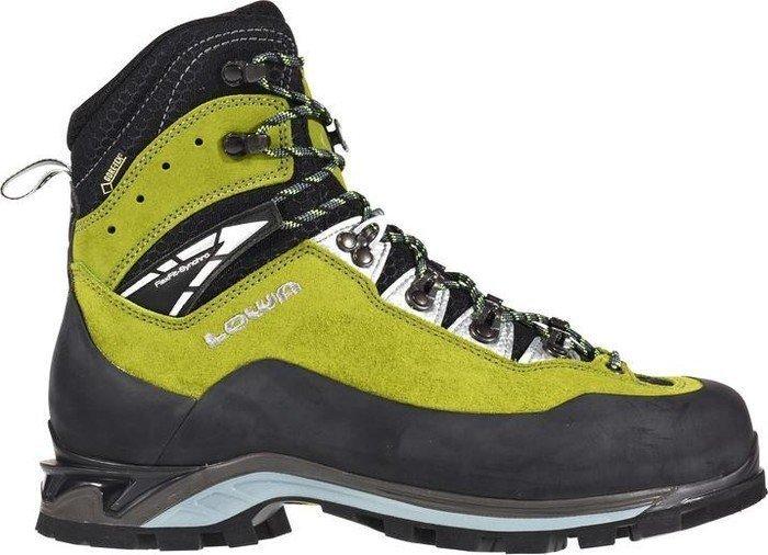 casual shoes famous brand high quality Lowa Cevedale Pro GTX limone/schwarz (Herren) (210050-7299)