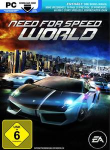 Need for Speed: World (MMOG) (deutsch) (PC)