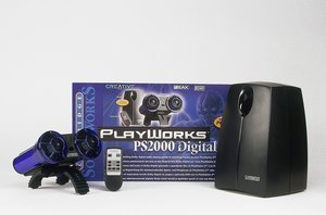 Creative PlayWorks PS2000 cyfrowy, system 2.1 (51000000AA036)