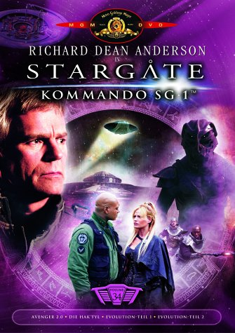 Stargate Kommando SG1 Vol. 34 -- via Amazon Partnerprogramm