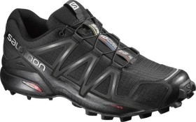 Salomon Speedcross 4 black/black metallic (Herren) (383130)