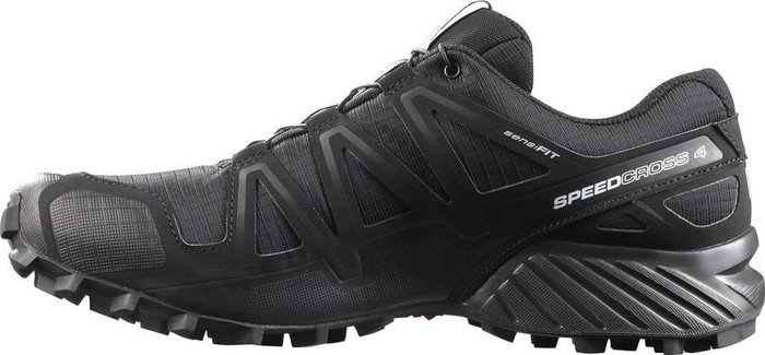 Salomon Speedcross 4 blackblack metallic (Herren) (383130) ab € 75,49 KuXui