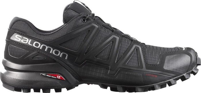 Salomon Speedcross 4 blackblack metallic (Herren) (383130) ab € 90,88