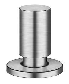 Blanco Zugknopf rund edelstahl gebürstet (226540)
