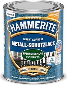 Hammerite Hammerschlag Metallschutz-Lack außen dunkelgrün 2.5l Dose (5087605)