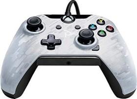 PDP Wired Controller white camo (Xbox One) (048-082-EU-CM01)
