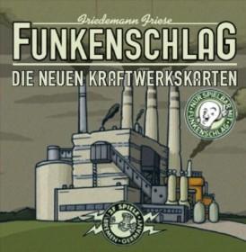 Funkenschlag - Die neuen Kraftwerkskarten (extension)