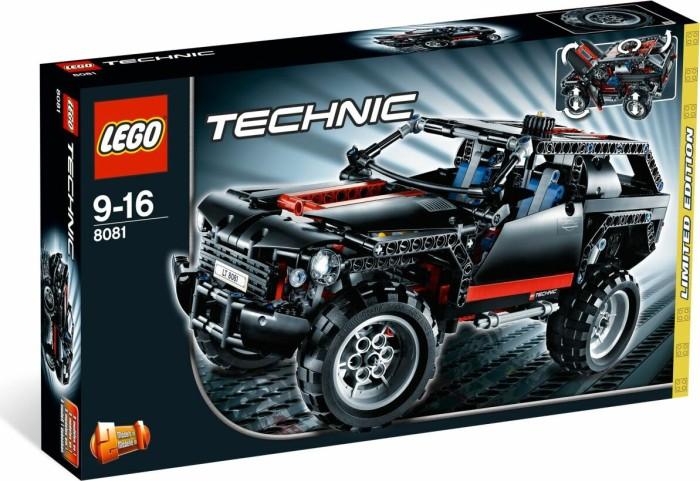 LEGO Technic - Extreme Cruiser (8081) -- via Amazon Partnerprogramm