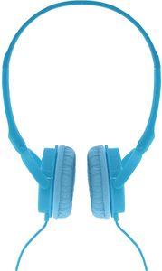 BigBen Colorblock Alpha Headset blau