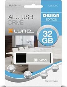 Xlyne Alu 32GB, USB-A 2.0 (177561)