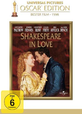 Shakespeare in Love (Special Editions) -- via Amazon Partnerprogramm