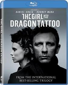 The Girl with the Dragon Tattoo (2011) (Blu-ray) (UK)