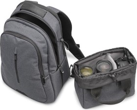 Cullmann Stockholm Daypack 350+ backpack grey (99605)