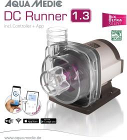 Bild Aqua Medic DC Runner x3 Series 1.3 Aquarien-Universalpumpe, 1200l (100.813)
