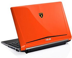 ASUS Eee PC VX6S-ORA007M Lamborghini orange, UK (90OA3NB233124A1K13IQ)