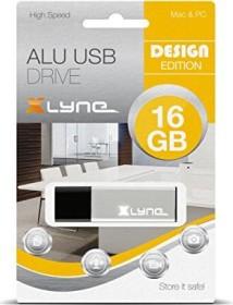 Xlyne Alu 16GB, USB-A 2.0 (177557)