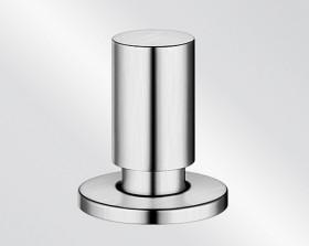 Blanco Zug-Ablauffernbedienung rund edelstahl seidenglanz (222115)