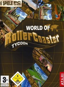 World of Rollercoaster Tycoon (German) (PC)