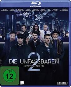 Die Unfassbaren 2 (Blu-ray)
