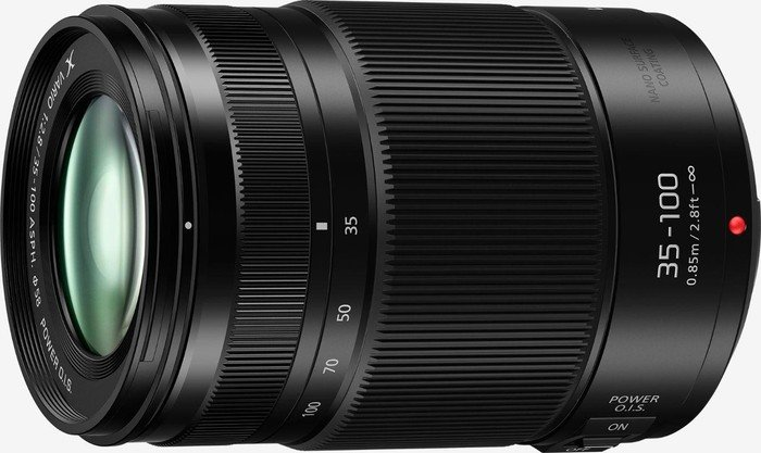 Panasonic Lumix G X vario 35-100mm 2.8 II OIS black (H-HSA35100)
