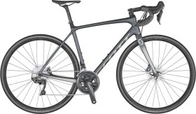 Scott Addict 10 Disc grau Modell 2020 (274748)